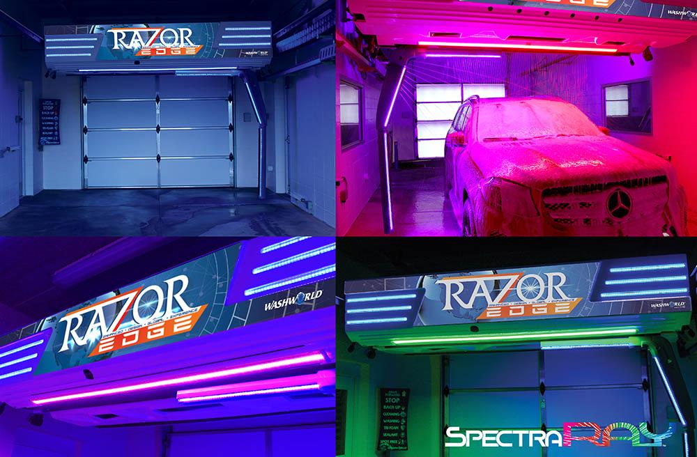Washworld SpectraRay