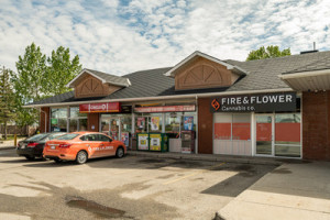 Fire & Flower / Circle K Co-Located Cannabis Stores - (c) 2020 Fire & Flower Holdings Corp. (CNW Group/Fire & Flower Holdings Corp.)