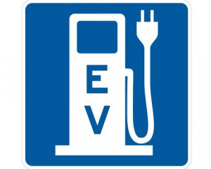 Electric Vehicle Charging Sign Lg_112917