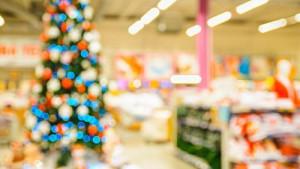 Grocery christmas teaser