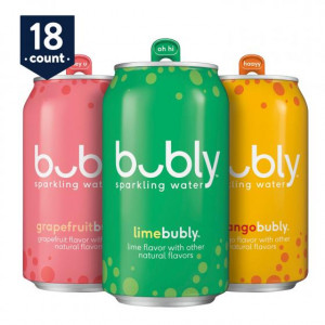 bubly cans
