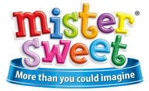 New Mister Sweet Logo with Ribbon