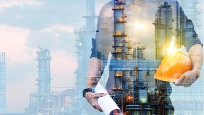 oil and gas composite image