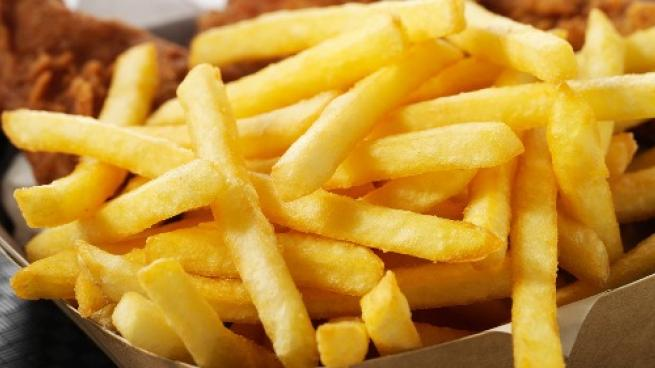 take out fries