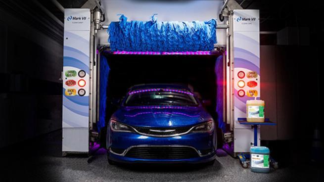 Mark VII car wash