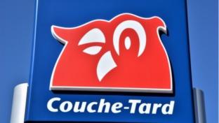 Couche-Tard store sign