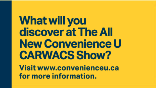 What will you discover at the All New Convenience U CARWACS Show